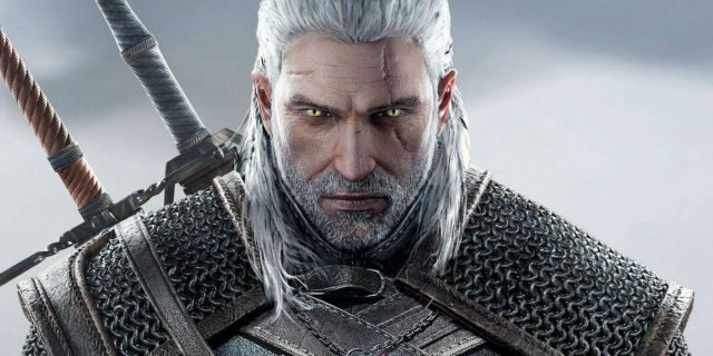 Geralt de Rivia - The Witcher